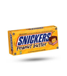 Snickers Peanut Butter 24x50g