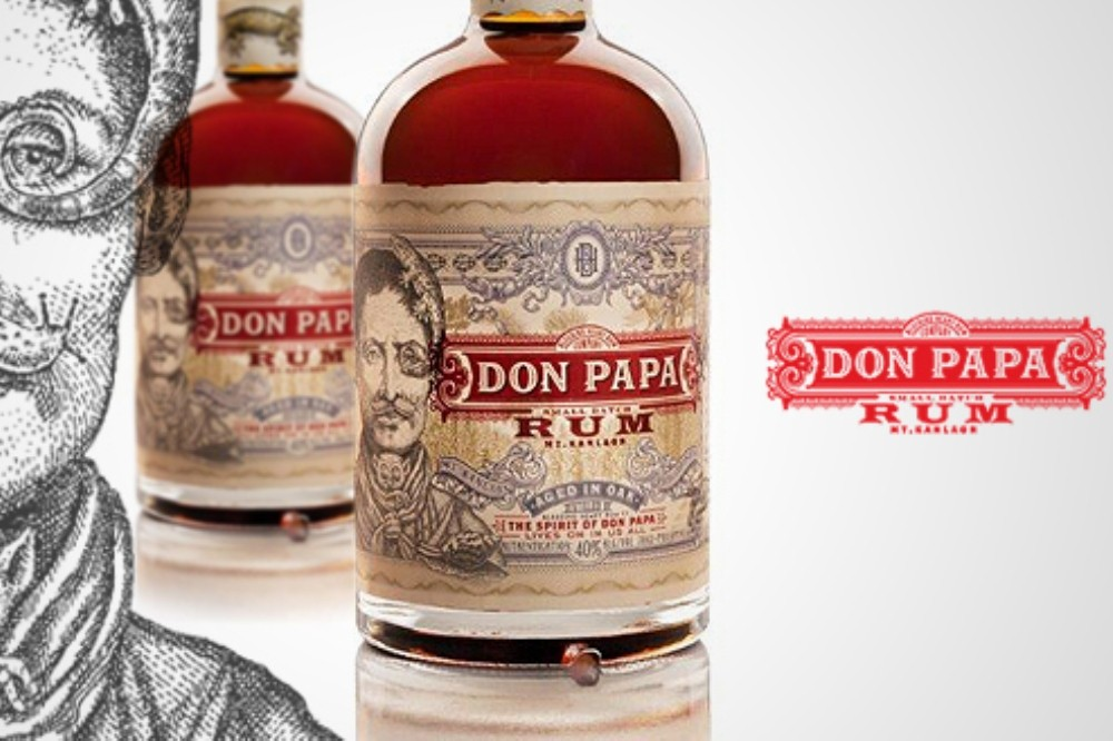 Don Papa Rum 7Years Aged