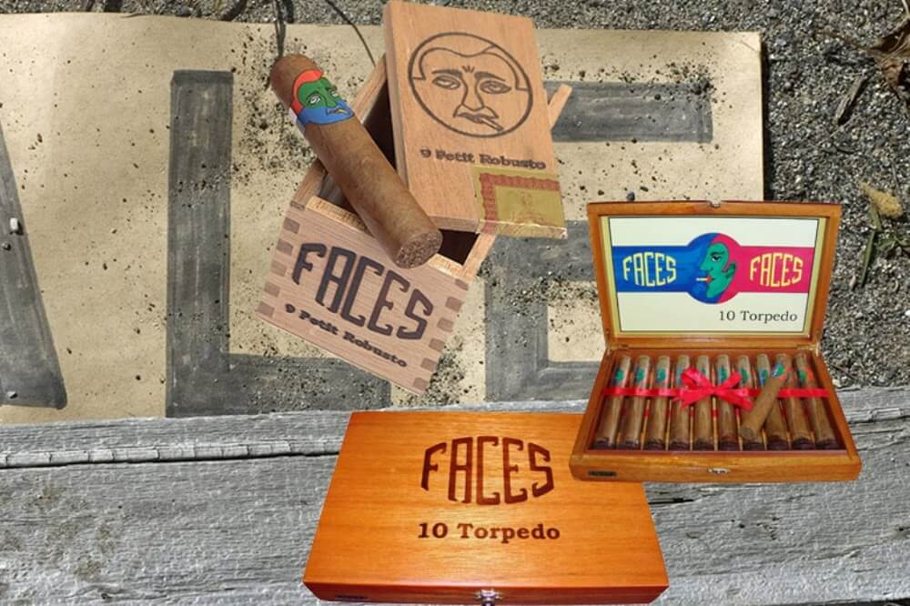 FACES CIGAR