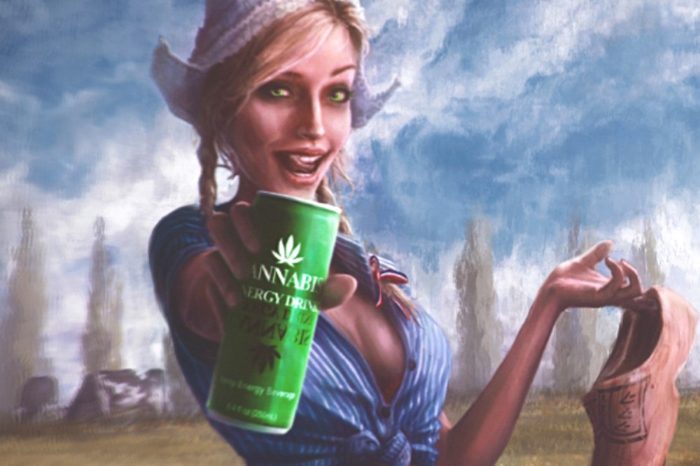 Cannabienergydrink